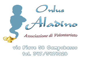 Aladino Onlus Campobasso Associazione Volontariato