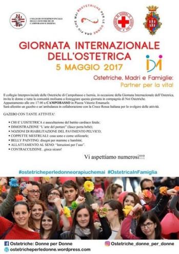 Giornata Internazionale Ostetrica 2017