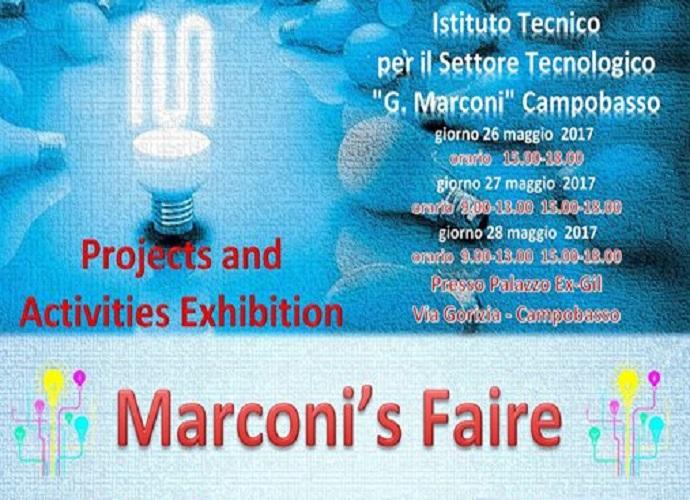 evento istituto marconi