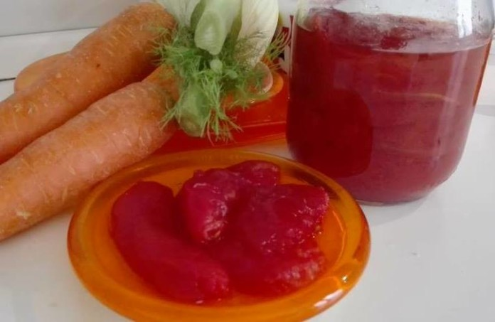 pomodori in tavola
