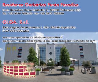 Residence Geriatrico Punta Paradiso