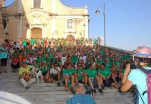 CAMMINA MOLISE SCALINATA RIPA 2017