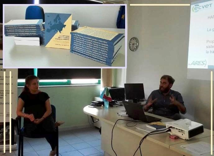 presentazione manuale evid