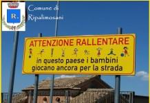 cartello ripalimosani bambini