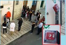 defibrillatore a Ripalimosani