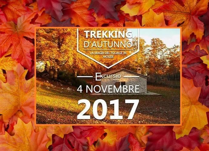 Trekking d'autunno evid