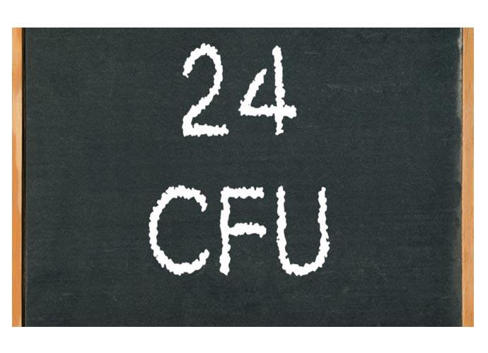 24 CFU concorso scuola