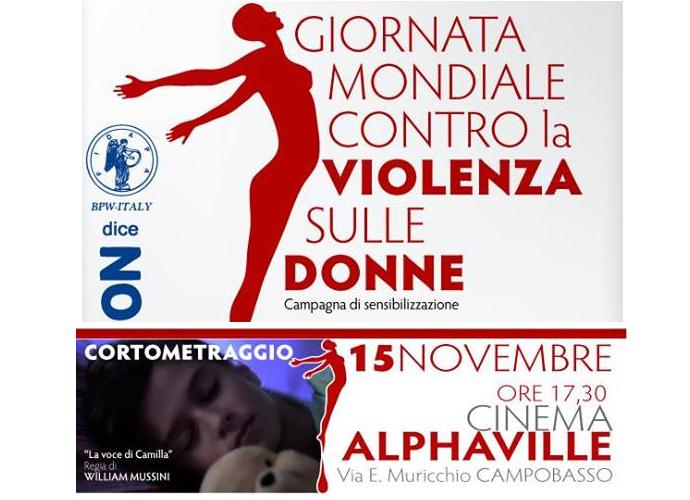 Giornata contro la violenza sulle donne: gli appuntamenti a Persiceto