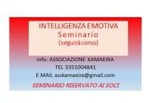 seminario emozioni