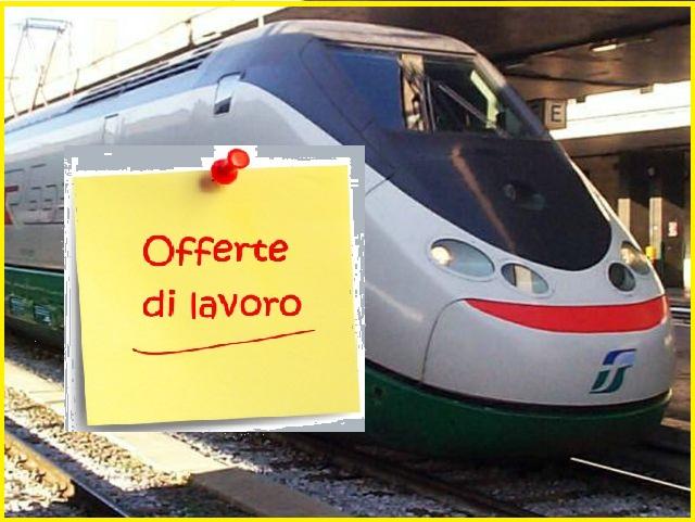 Offerte di lavoro da Trenitalia, domande entro il 17 dicembre | Il ...