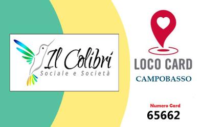 Loco Card - Colibrì Magazine