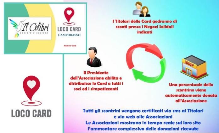 loco card evid 1