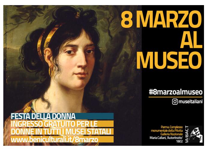 8 marzo museo