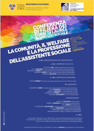 conferenza di filiera