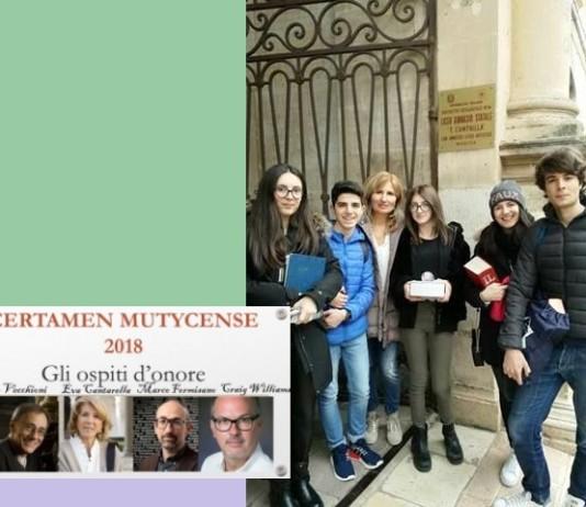 CERTAMEN MODICA LICEO CLASSICO CAMPOBASSO