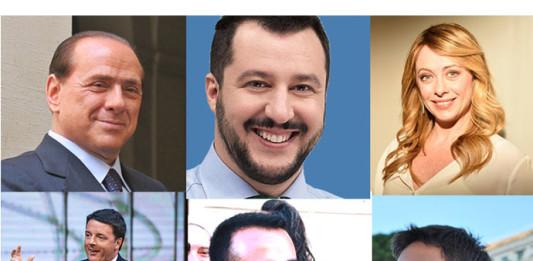 foto politici italiani