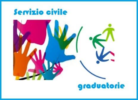 servizio civile graduatorie
