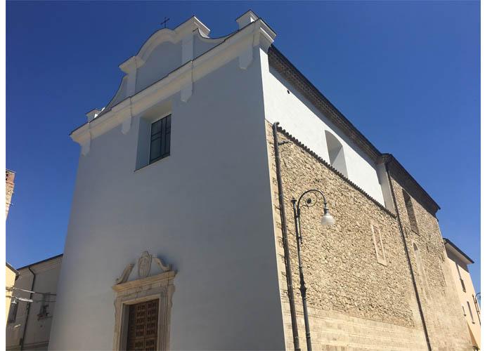 chiesa san francesco larino