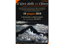 giro delle 12 chiese 2018
