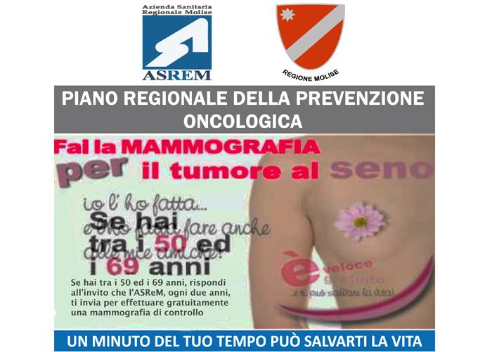 mammogradia isernia