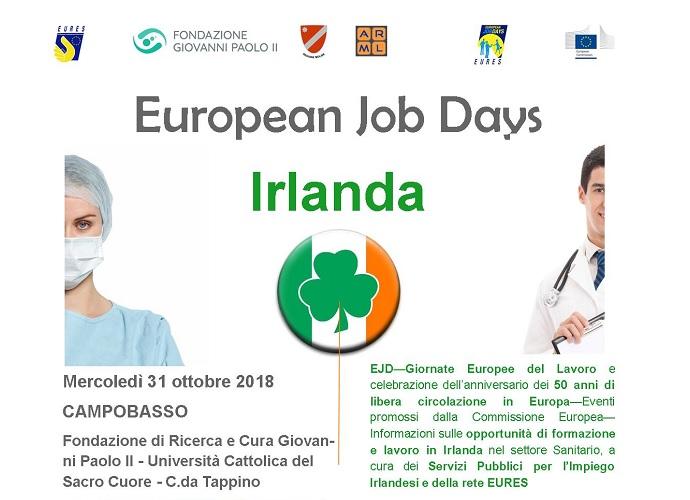 european job day