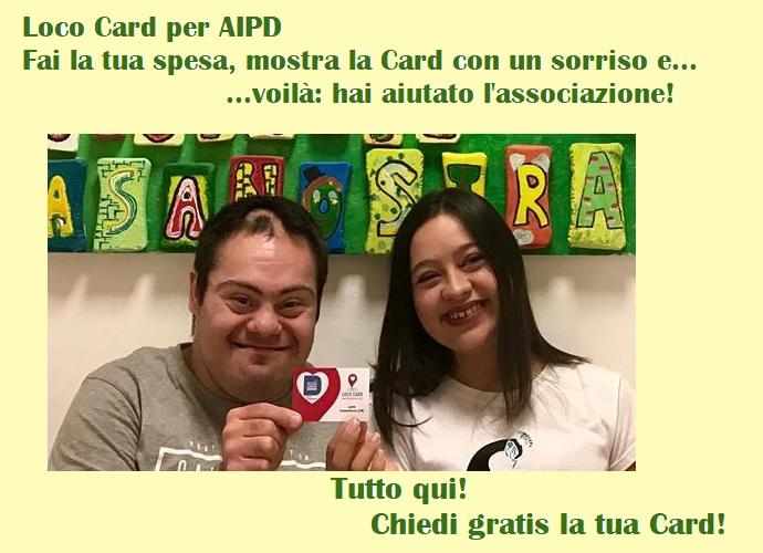 AIPD LOCO CARD INVITO