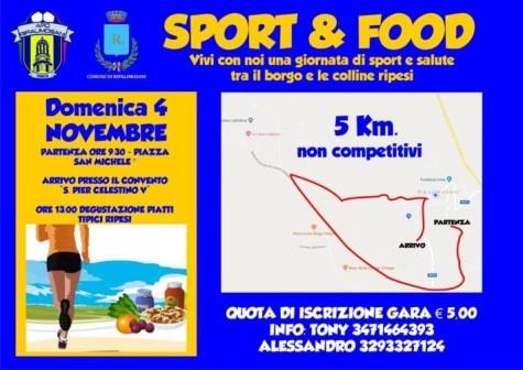 food sport