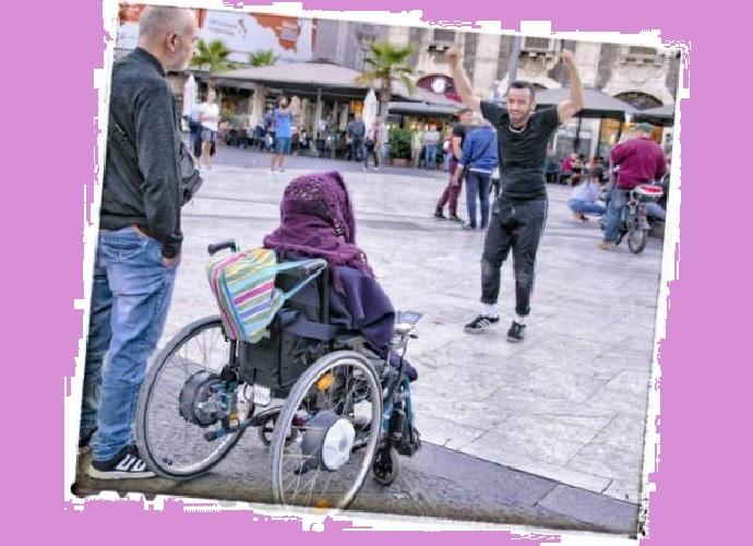 disabilità Irene La China ok