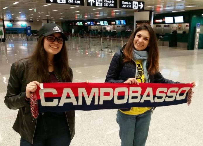 Alessandra e Rebecca
