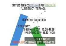 open day termoli