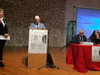 Vincenzo Grande - Violenza sulle Donne - Convegno Isernia