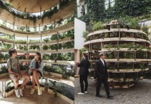 Growroom, l'orto sferico da assemblare in casa