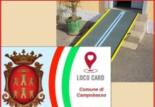 loco card comune campobasso