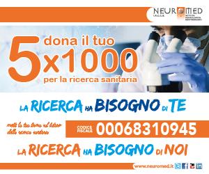 5x1000 per la ricerca sanitaria - Neuromed