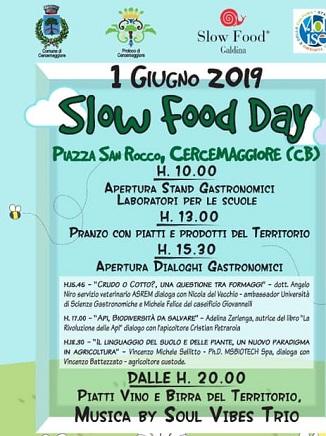Slow Food Day Cercemaggiore - Campobasso