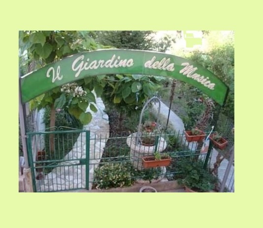 giardino musica evid
