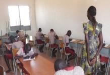 Bambini scuola Africa