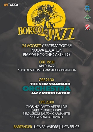 Borgo in Jazz - Cercemaggiore