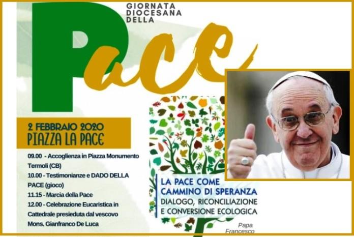pace papa francesco