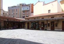 Piazza Palombo Campobasso