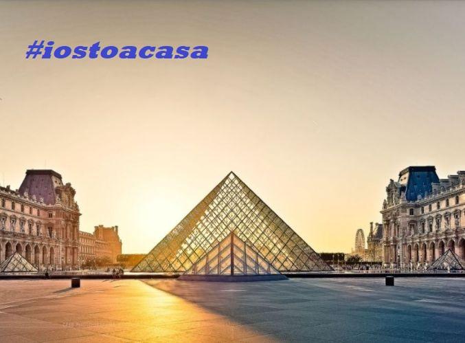 #iostoacasa louvre