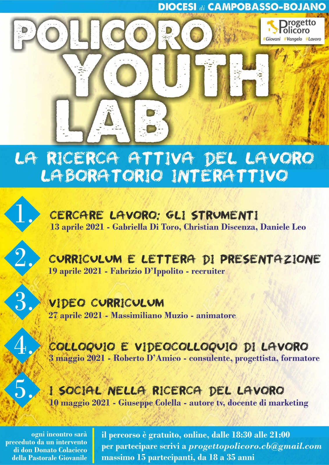 Policoro Youth Lab
