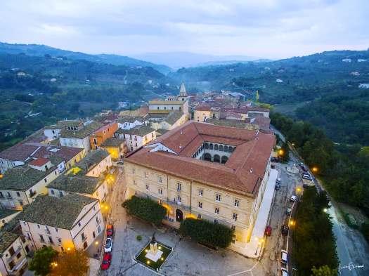 Larino, centro storico